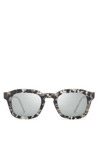 Thom Browne Tortoise Square Sunglasses