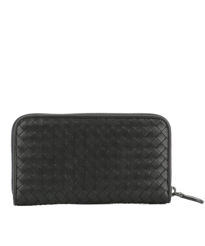 Bottega Veneta Intreccio Zip Wallet