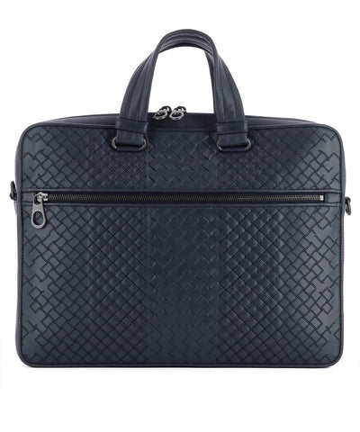 Bottega Veneta Woven Laptop Bag