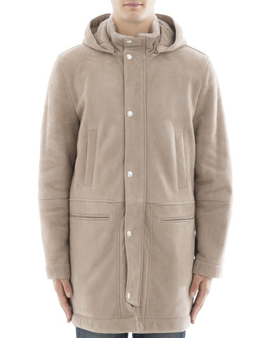 Brunello Cucinelli Hooded Coat