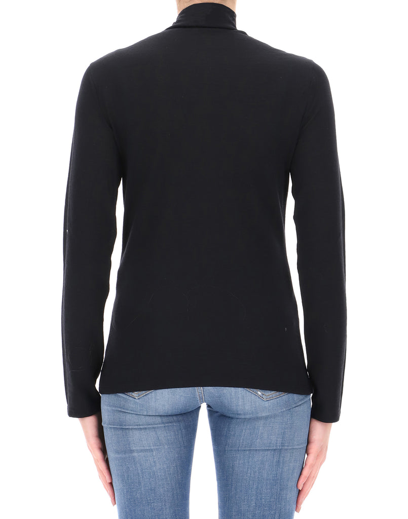 b7ead5c6fb14 Balmain Button Detail Turtleneck Sweater – Cettire