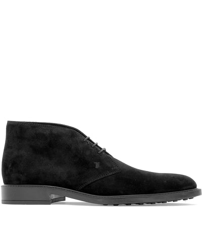 Tod's High Ankle Lace-Up Shoes