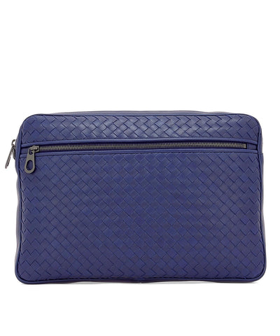 Bottega Veneta Leather Laptop Bag