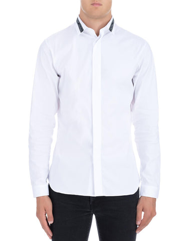 Dior Homme Atelier Taped Collar Shirt