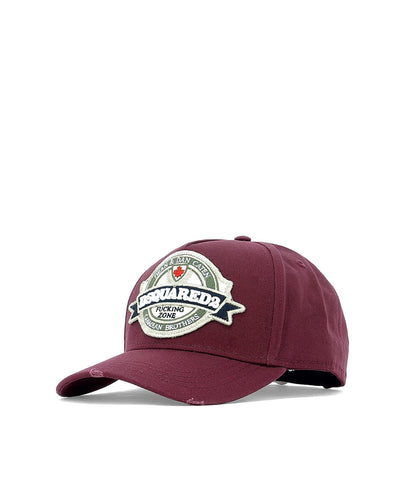 Dsquared2 Canadian Brothers Cap