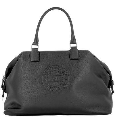 Dsquared2 Logo Patch Travel Bag