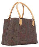 Etro Top Handles Tote Bag