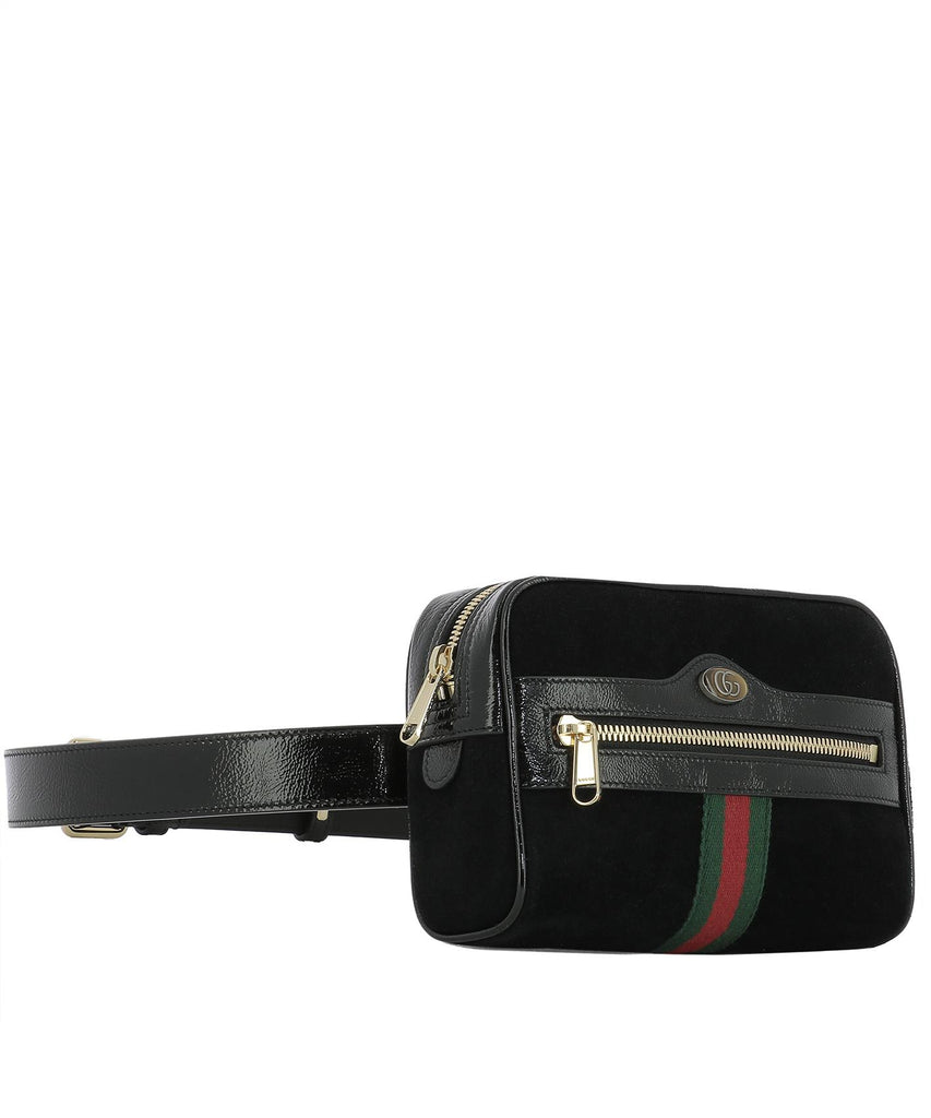 10bf984b24bf Gucci Ophidia Suede Belt Bag – Cettire