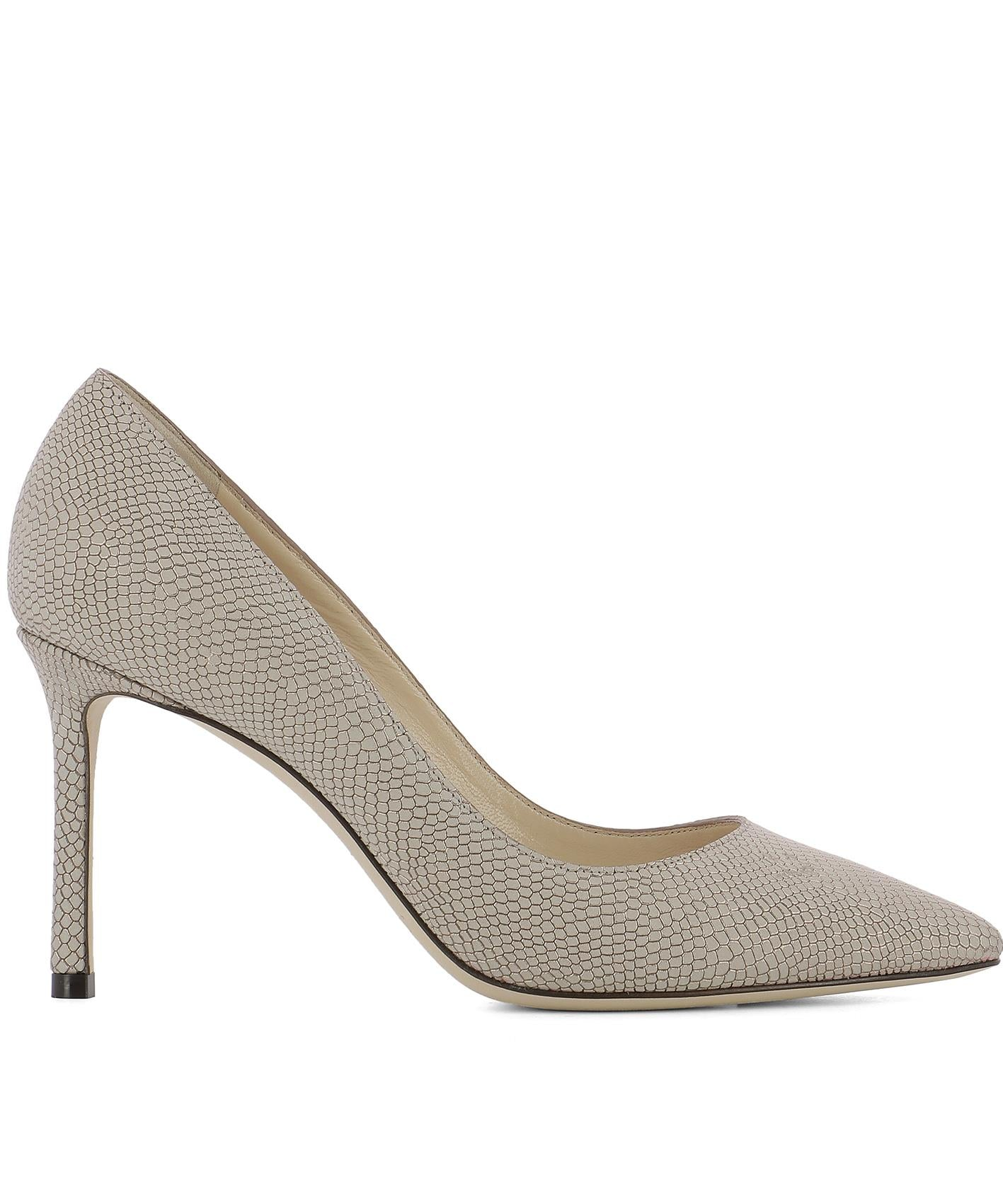 JIMMY CHOO ROMY 85 POINTY PUMPS