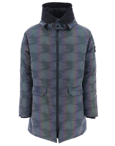 Stone Island Shadow Project Scarabeo Quilled Jacket