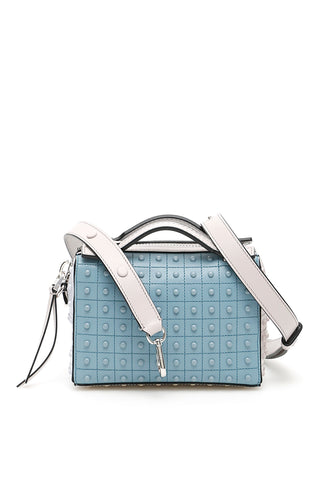 Tod's Micro Textured Shoulder Bag