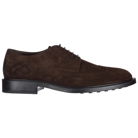 Tod's Casual Lace Up Brogue Shoes
