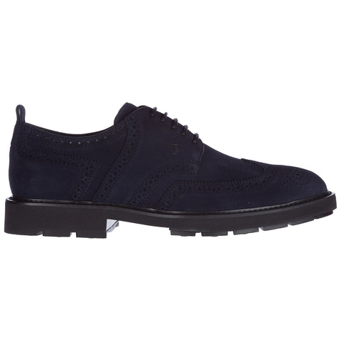 Tod's Lace Up Brogue Shoes