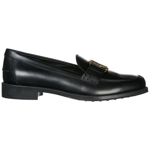 Tod's Bucket Top Flat Shoes
