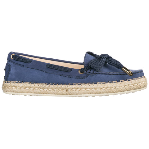 Tod's Braided Sole Espadrilles