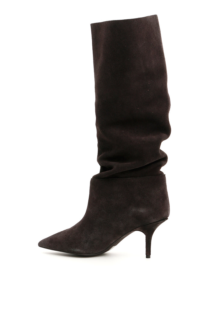 in stock 48a99 95107 Yeezy Knee High Boots