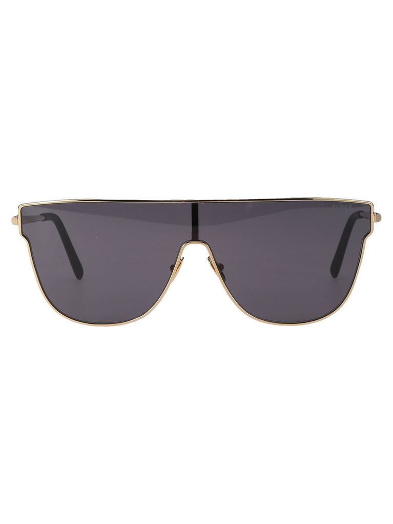 Retrosuperfuture RETROSUPERFUTURE SHIELD OVERSIZED SUNGLASSES