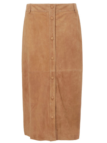 Arma Buttoned Skirt