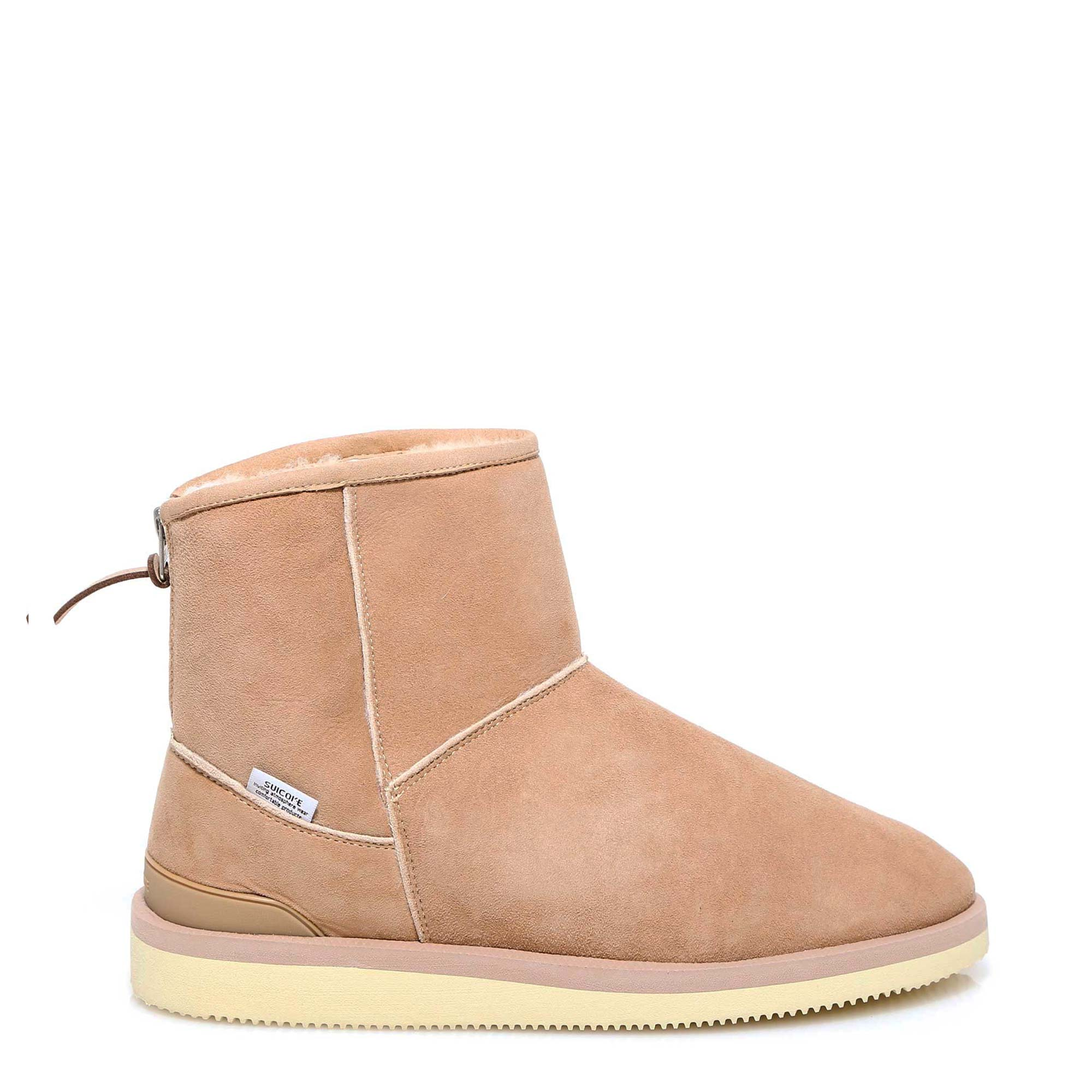 Suicoke SUICOKE ZIP UP ANKLE BOOTS