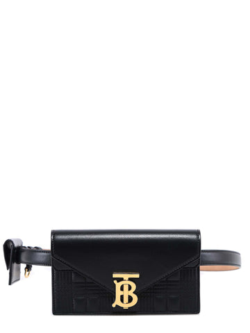 Burberry TB Logo Plaque Belt Bag