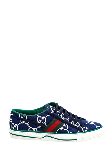 Gucci Tennis 1977 Lace Up Sneakers