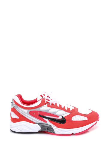 Nike Air Ghost Racer Panelled Sneakers