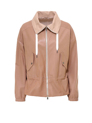 Brunello Cucinelli Drawstring Jacket