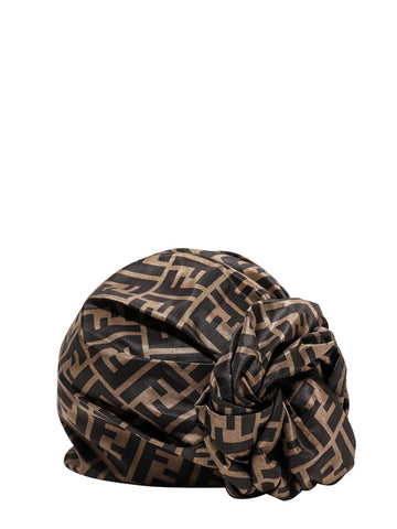 Fendi FF Monogram Hat