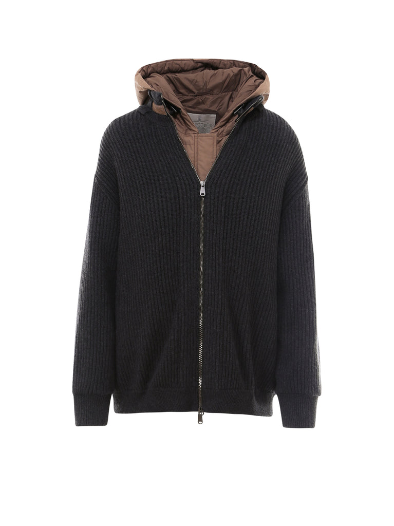 Brunello Cucinelli Two-Layered Jacket