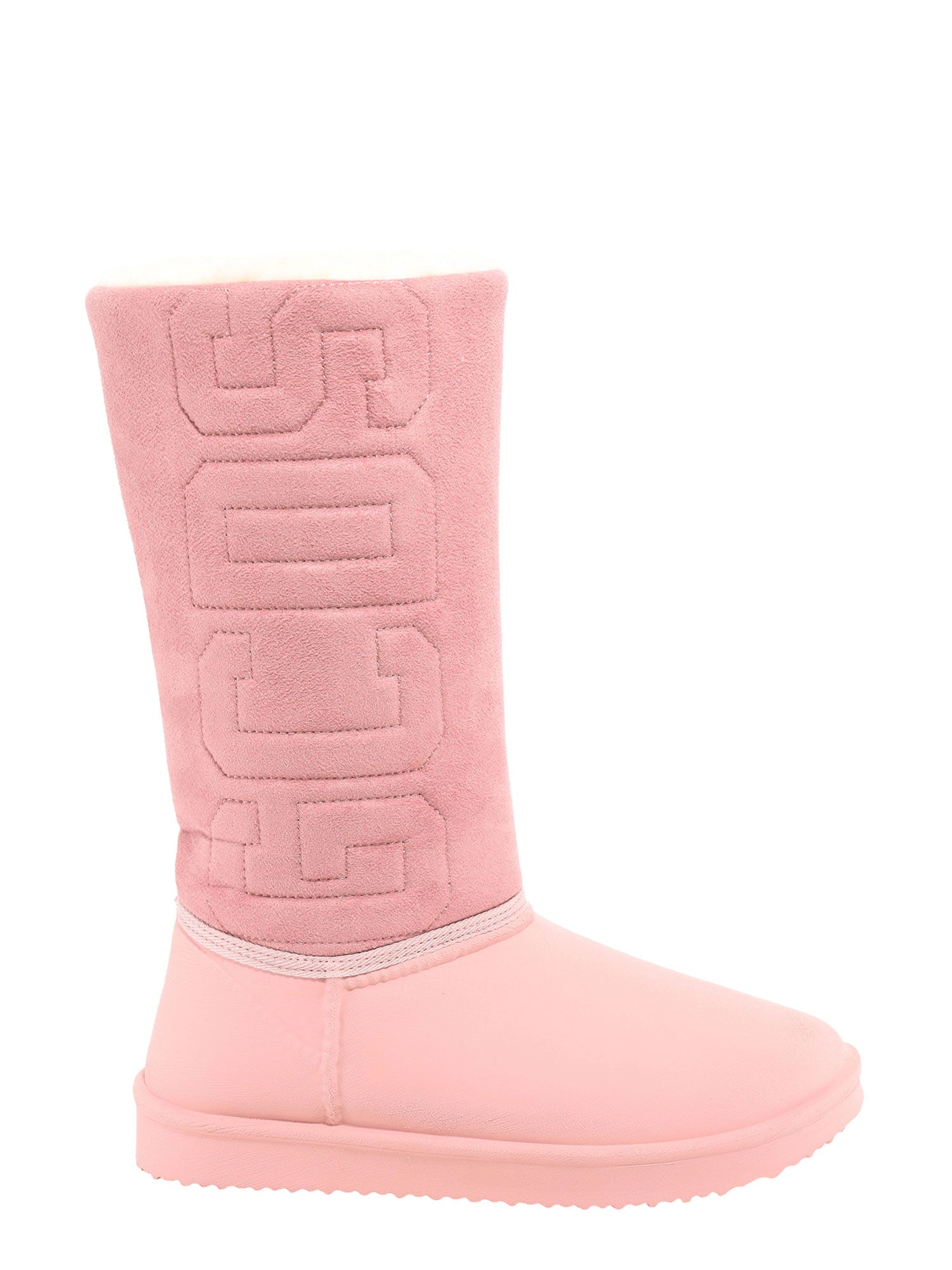Gcds GCDS LOGO EMBROIDERED BOOTS