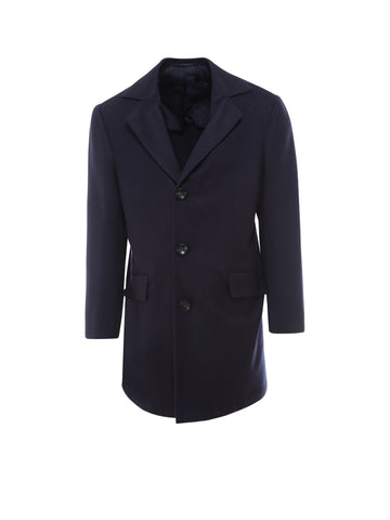 Kiton Tailored Coat