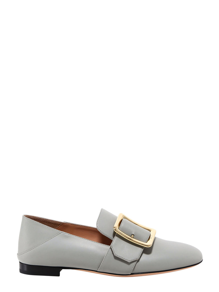 Bally BALLY JANELLE BUCKLED LOAFERS