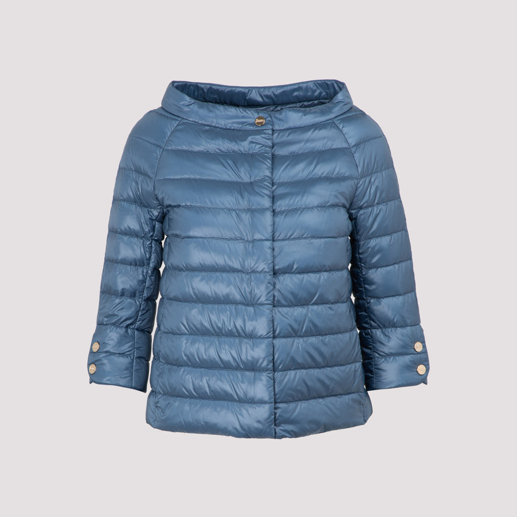 Herno Downs HERNO CROPPED SLEEVES DOWN JACKET