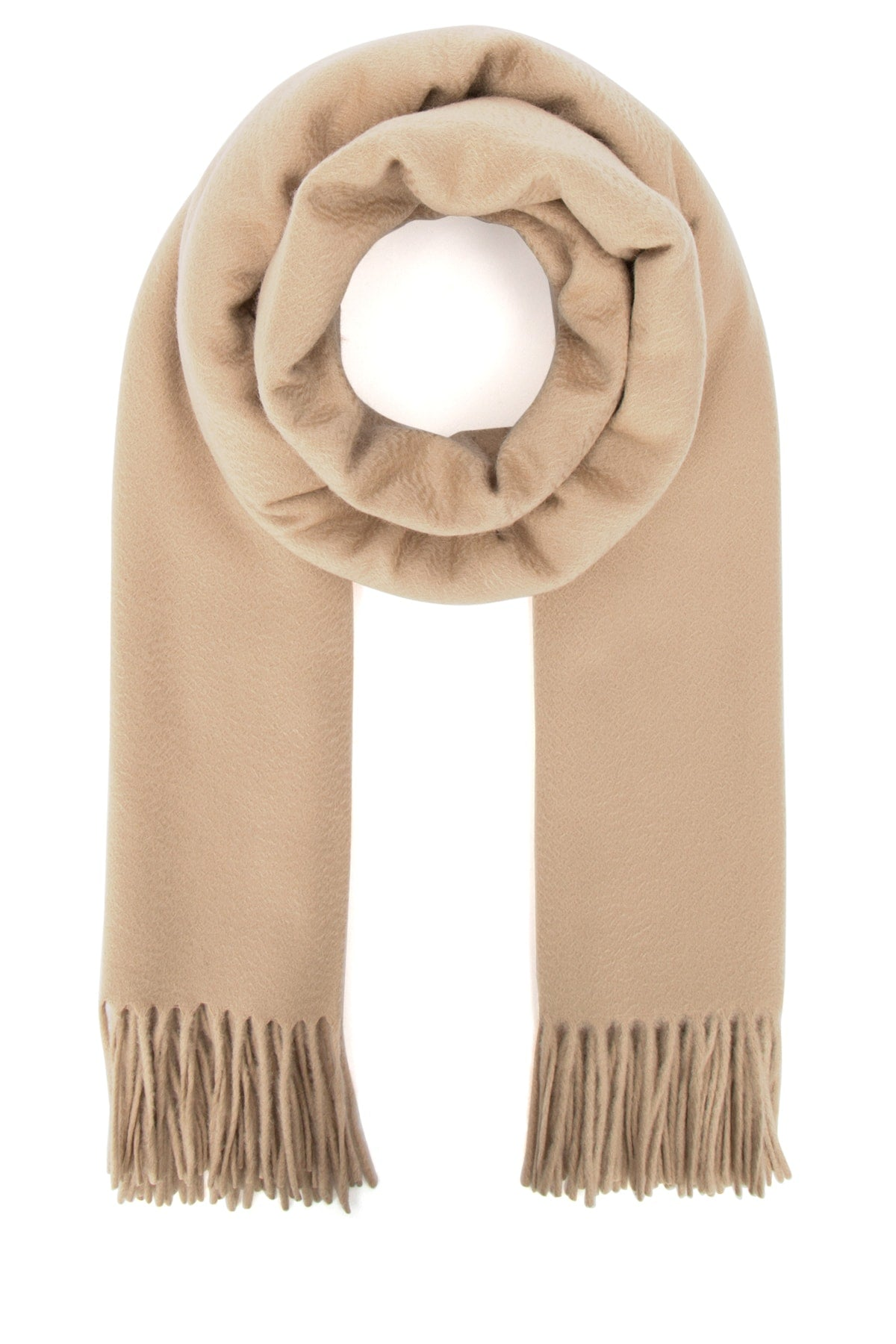 Loro Piana Accessories LORO PIANA FRINGED SCARF
