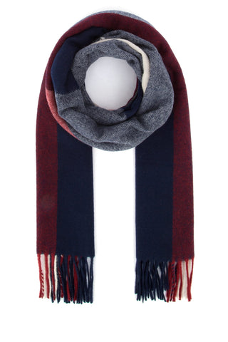 Bally Fringed Scarf