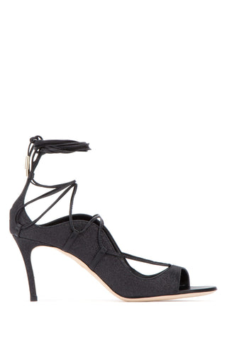 Dsquared2 Glitter Riri Strapped Sandals