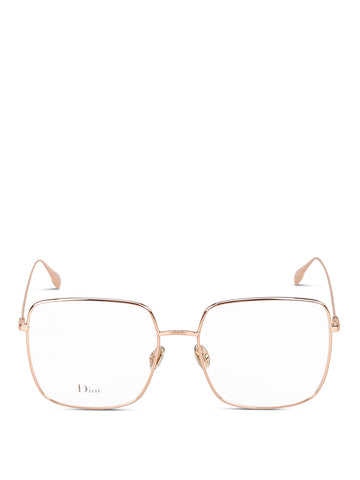 Dior Eyewear Square Frame Glasses