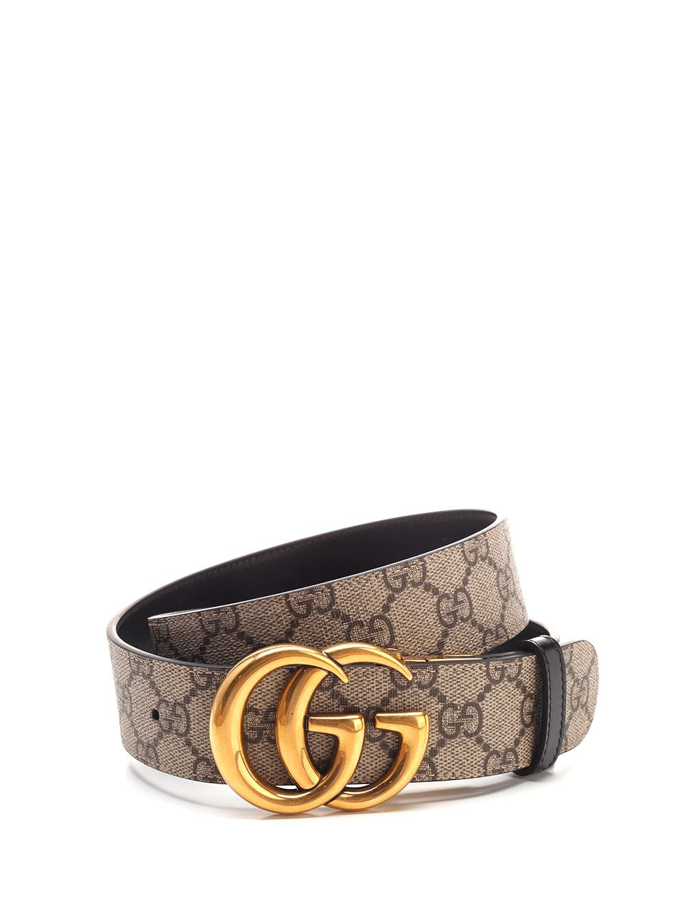 Gucci Reversible Marmont Belt In Multi