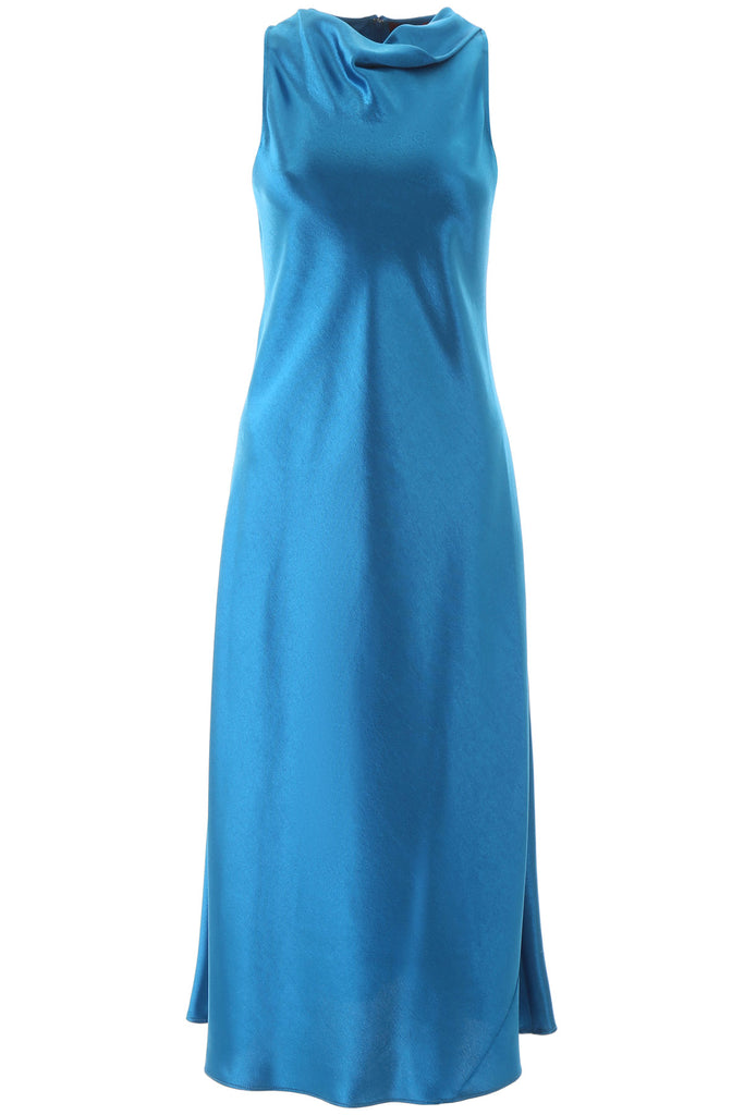 Sies Marjan Andy Midi Dress In Blue