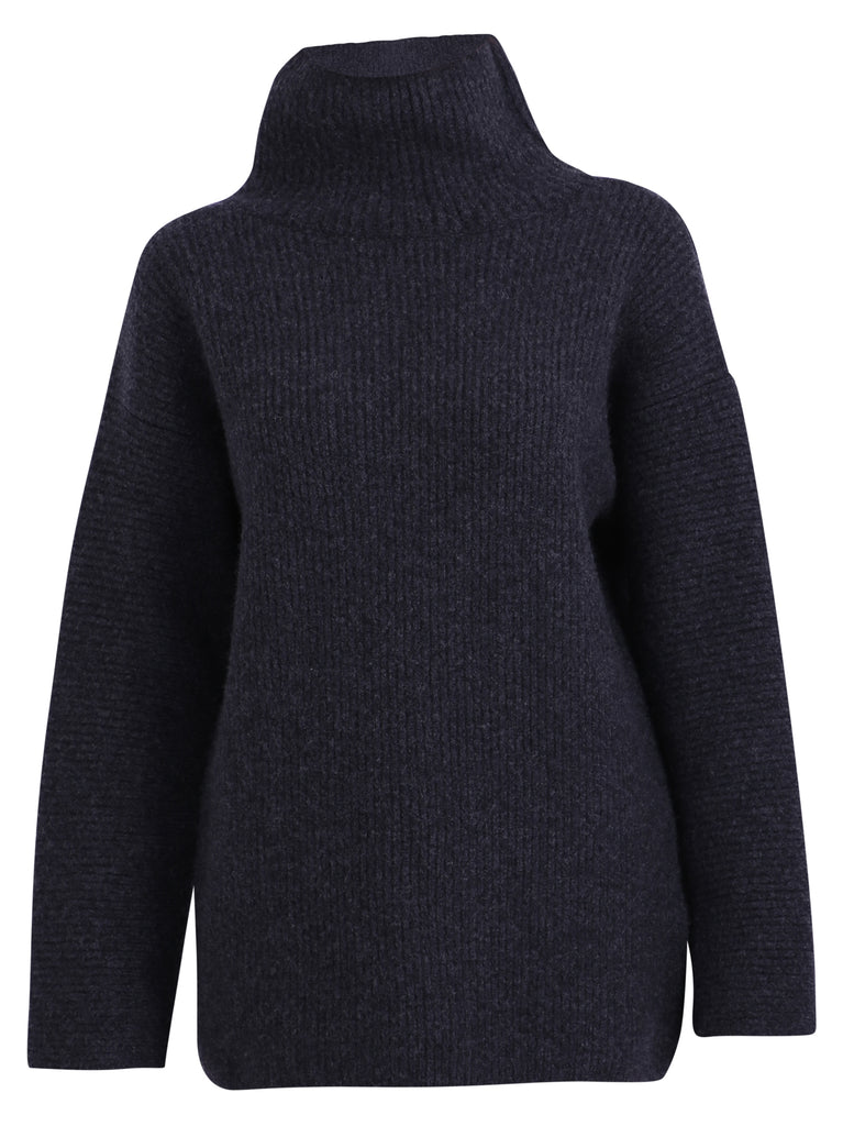 Jacquemus Sweaters JACQUEMUS OVERSIZED TURTLENECK SWEATER