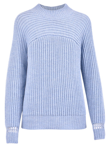 Jacquemus Ribbed Crewneck Sweater