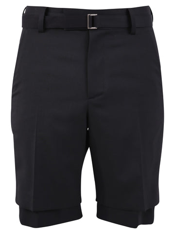 Sacai Layered Shorts