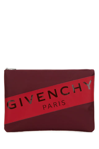 Givenchy Zipped Logo Pouch