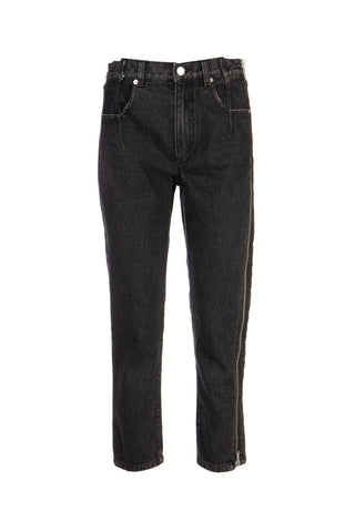 3.1 Phillip Lim Cropped Side Zip Jeans