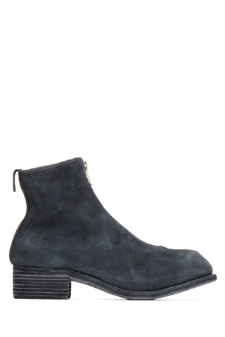 Guidi Front Zipped Ankle Boots