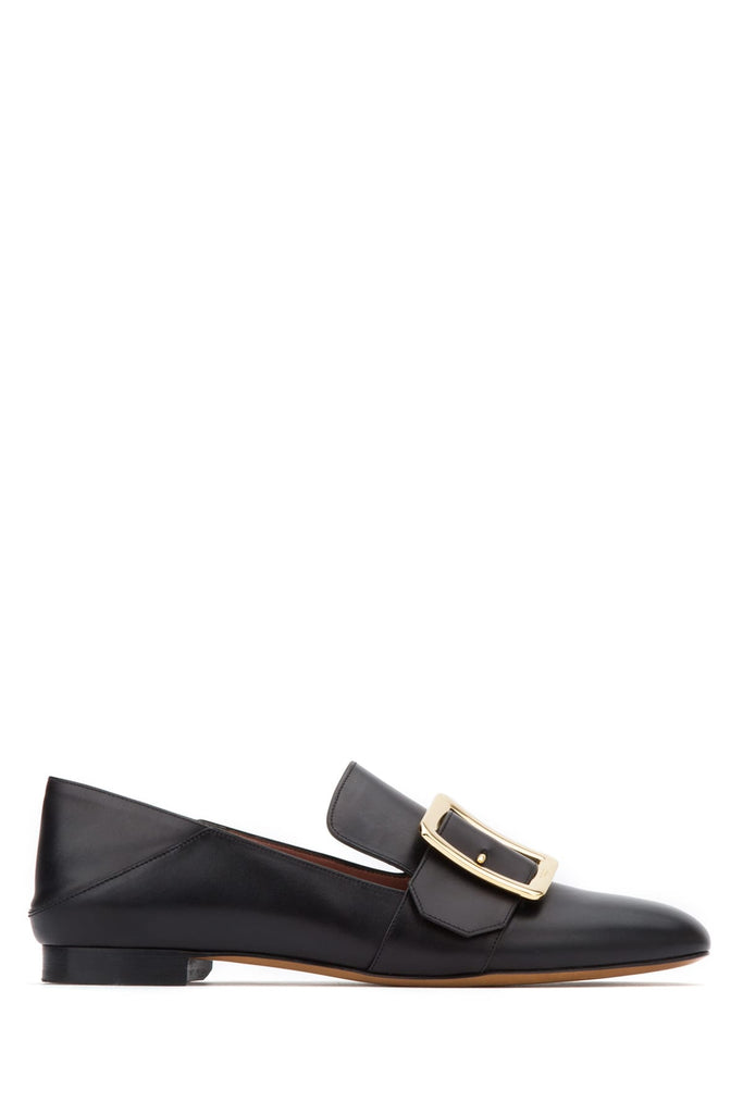 Bally BALLY JANELLE BUCKLE LOAFERS