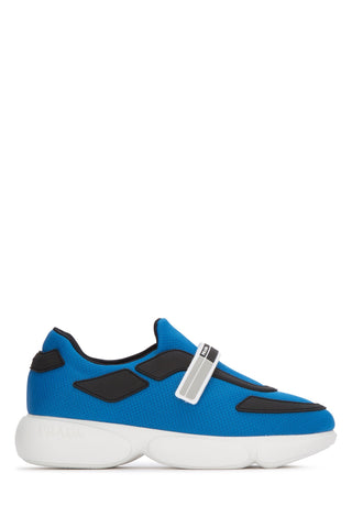 Prada Cloudbust Strap Sneakers