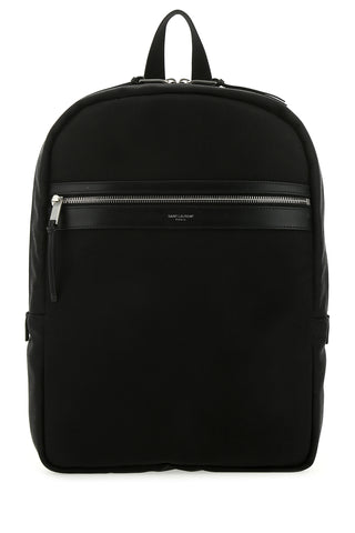 Saint Laurent Zip Detail Backpack