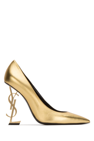 Saint Laurent Opyum Monogram Pumps