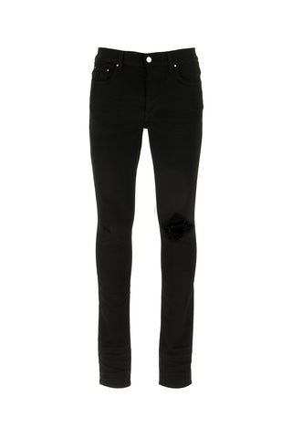Amiri Ripped Slim Fit Denim Jeans